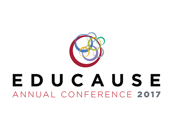 EDUCAUSE Annual Conference 2017 Logo